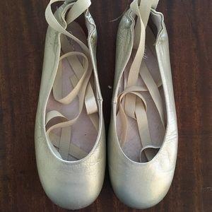 Jacadi ballerina shoes